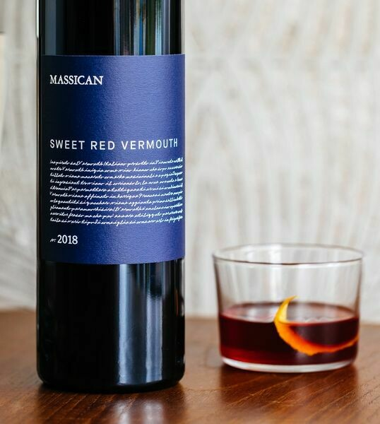 Massican Red Vermouth