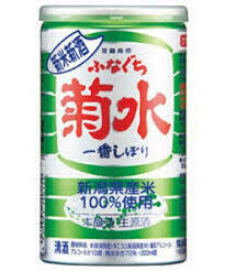 Kikusui Funaguchi Green Can 187mL