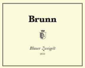 2017 Weingut Brunn Blauer Zweigelt