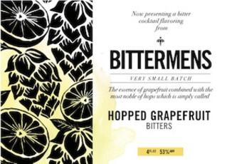 Bittermens Hopped Grapefruit Bitters