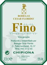 Bodegas César Florido, Fino Sherry