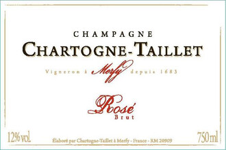 Chartogne-Taillet, Champagne Brut Rosé NV