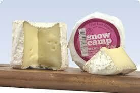 Cheese, Goat/Cow Snow Camp Goat Lady Dairy