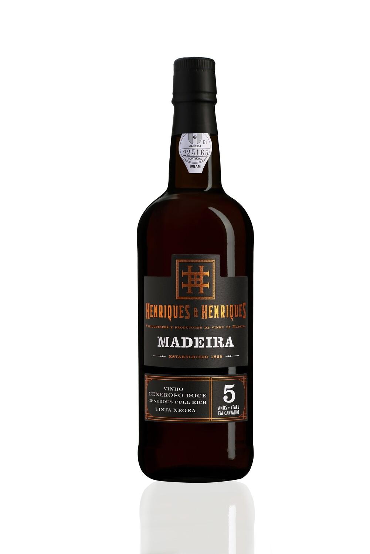 Henriques & Henriques Malvasia 15 year Madeira