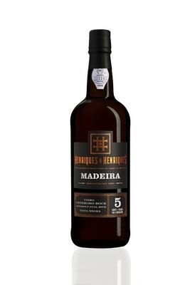Henriques & Henriques Malvasia 15 year Madeira