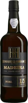 Henriques & Henriques Boal 15 Year Madeira