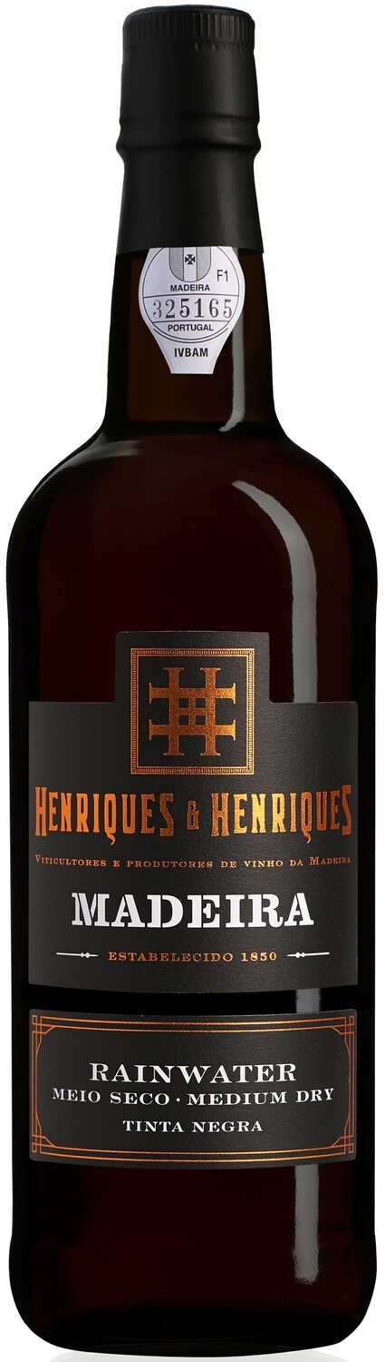 Henriques & Henriques Rainwater 3 year Madeira Madeira