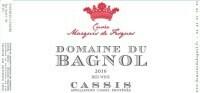 Domaine du Bagnol Cassis Rouge 2017