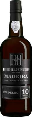 Henriques & Henriques Verdelho 10 year Madeira