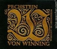 Von Winning Pëchstein Grosses Gewächs Riesling Troken Vertical 2014-2018