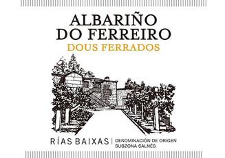 Do Ferreiro Albariño Dous Ferrados 2018