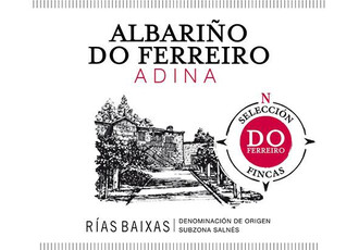 Do Ferreiro Albariño Adina 2017