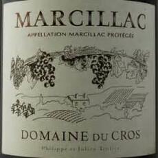 Domaine du Cros Marcillac 2018