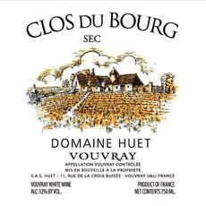 Domaine Huet Vouvray Sec Clos du Bourg 2019