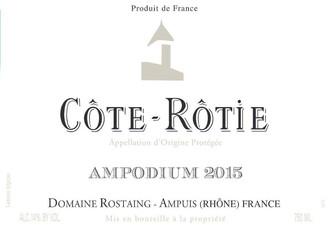 Domaine Rostaing Côte-Rôtie Ampodium 2014