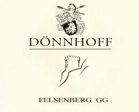 Donnhoff Felsenberg Riesling GG Felsenturmchen 2017