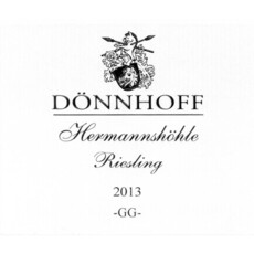 Donnhoff Hermannshohle Riesling GG 2018