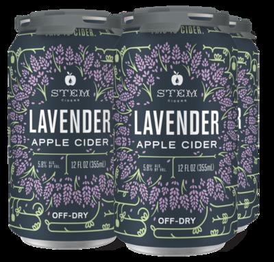 Stem Lavender Cider