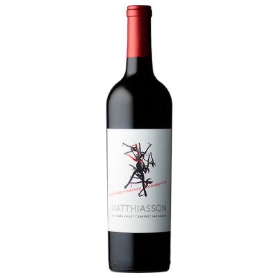 Matthiasson Napa Valley Estate Cabernet Sauvignon 2015