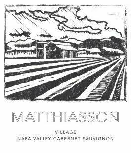 Matthiasson Napa Valley Village Cabernet Sauvignon No. 2 2018