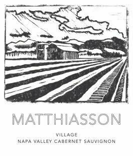 Matthiasson Napa Valley Village Cabernet Sauvignon No. 2 2018