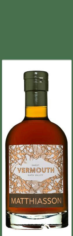 Matthiasson Napa Valley Sweet Vermouth No. 4