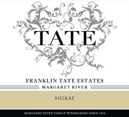 2017 Franklin Tate Estates 'Tate' Shiraz