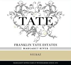 2017 Franklin Tate Estates 'Tate' Shiraz