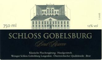 Gobelsburg Reserve Brut NV