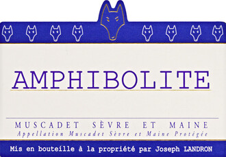 Jo Landron Muscadet Sèvre et Maine Amphibolite 2018