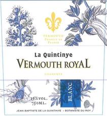 La Quintinye Royal Vermouth Blanc