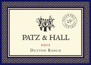 Patz & Hall Dutton Ranch Chardonnay 2017
