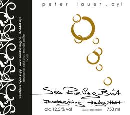 Peter Lauer Riesling Sekt Reserve Sparkling 1992