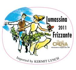 Punta Crena Luma Frizzante 2018