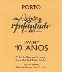 Quinta do Infantado Port 10 Year Tawny 750mL