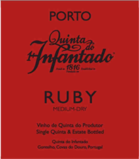 Quinta do Infantado Port Ruby 750mL