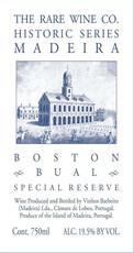 Rare Wine Co. Boston Bual Madeira 750mL