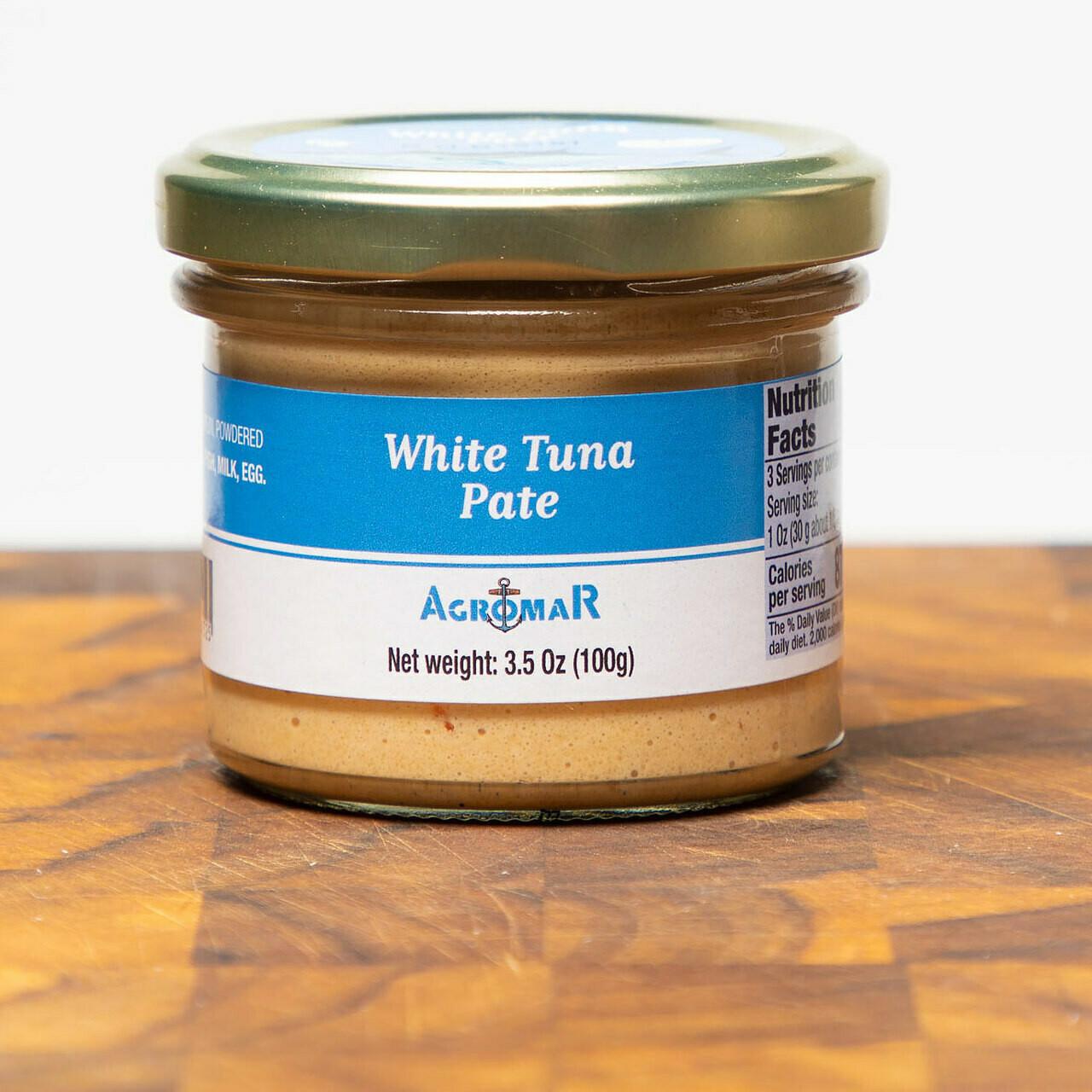 Tuna Pate Tarro de Pate de Bonito del Norte
