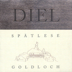 Schlossgut Diel Dorsheimer Goldloch Riesling Spätlese 2013