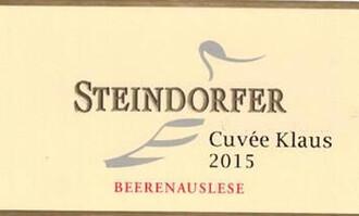 Steindorfer Beerenauslese Cuvée Klaus 2015 375mL