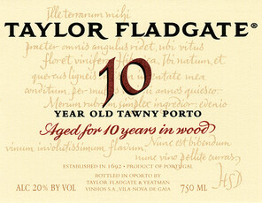 Taylor Fladgate 10 yr Tawny