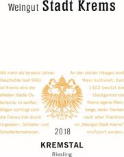 Weingut Stadt Riesling Kremstal DAC 2019