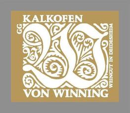 Von Winning Kalkofen Riesling Grosses Gewächs 2019