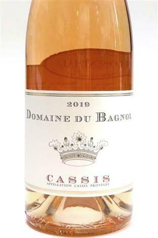 Domaine du Bagnol Cassis Rosé 2020