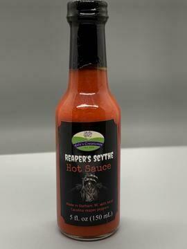 Reaper's Scythe Hot Sauce by Julz Creations