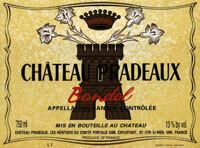 Château Pradeaux Bandol Rosé 2019