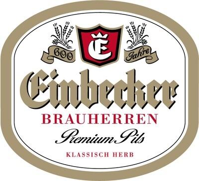 Einbecker Brauherren Pilsner 6 x 11.2oz