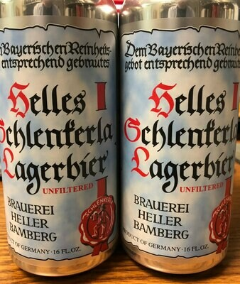 Aecht Schlenkerla Rauchbier Helles Lager