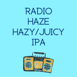 NoDa Radio Haze IPA