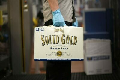 Founders Solid Gold Lager 24pk